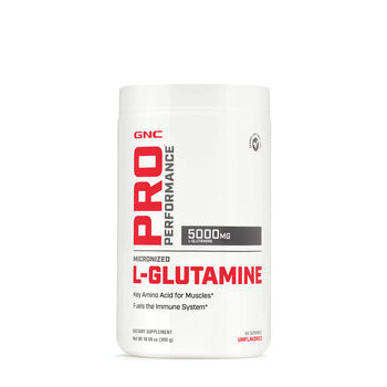 Micronized L-Glutamin - Unflavored | GNC