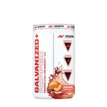 Galvanized + Ripped - Peach Mango | GNC
