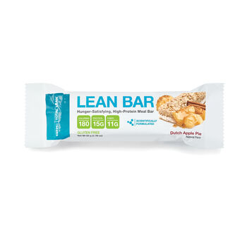 Lean Bar - Dutch Apple PieDutch Apple Pie | GNC