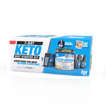 7-Day Keto Diet Starter Kit | GNC