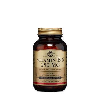 Vitamin B6 250 MG | GNC