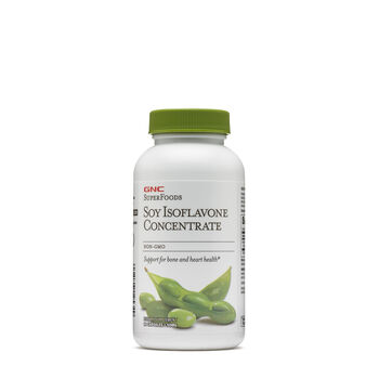 Soy Isoflavone Concentrate | GNC