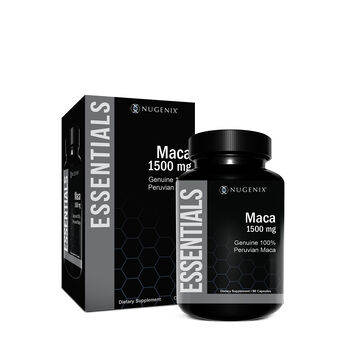 Essentials Maca 1500mg | GNC
