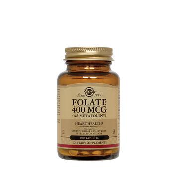 Folate 666 MCG DFE (Metafolin® 400 mcg) | GNC