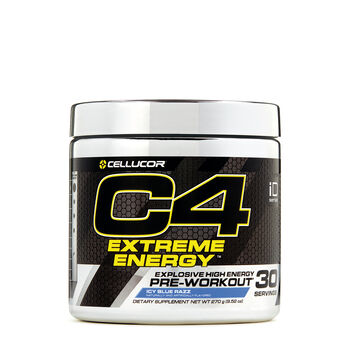 C4 Extreme Energy™ - Icy Blue RazzIcy Blue Razz | GNC