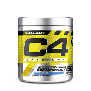 C4® Original - Icy Blue RazzIcy Blue Razz | GNC