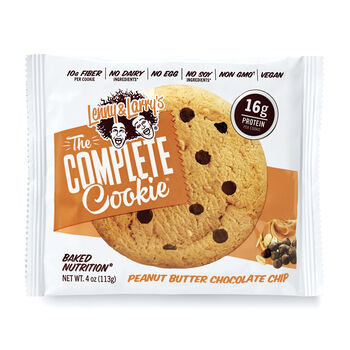 The Complete Cookie -Peanut Butter Chocolate Chip | GNC