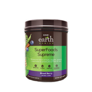 SuperFoods Supreme - Mixed Berry | GNC