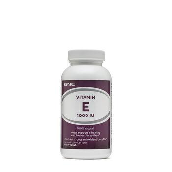 Vitamin E 1000 IU | GNC