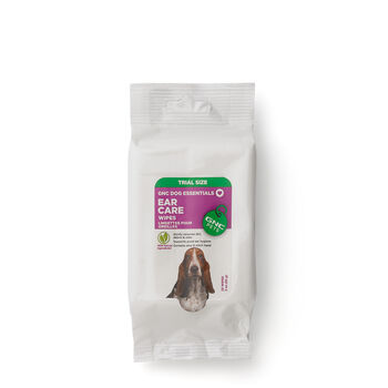 Ear Care Wipes - Trial Size | GNC