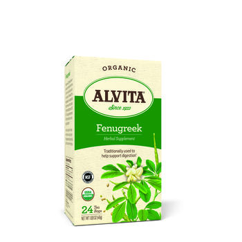 Organic Fenugreek Tea | GNC
