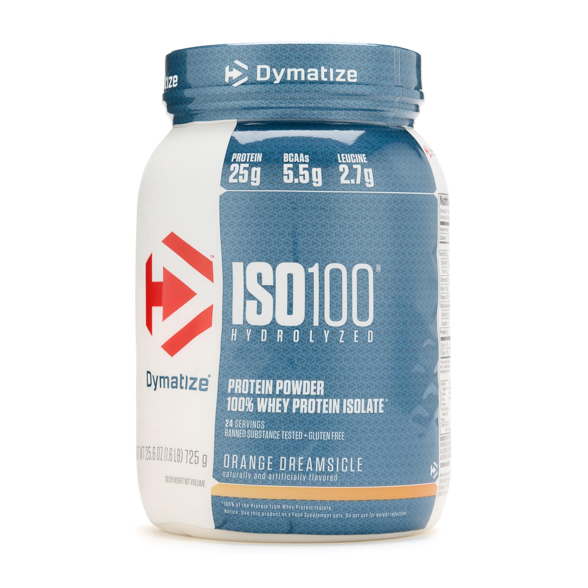 Dymatize Nutrition Iso100 Orange Dreamsicle Gnc