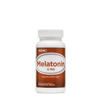 Melatonin 5 MG   GNC