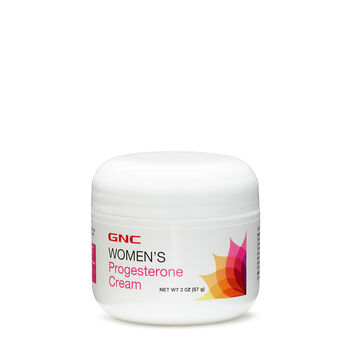 Women's Progesterone Cream | GNC
