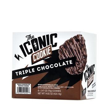The Iconic Cookie - Triple ChocolateTriple Chocolate | GNC