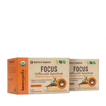 Focus Coffee with Superfoods | GNC