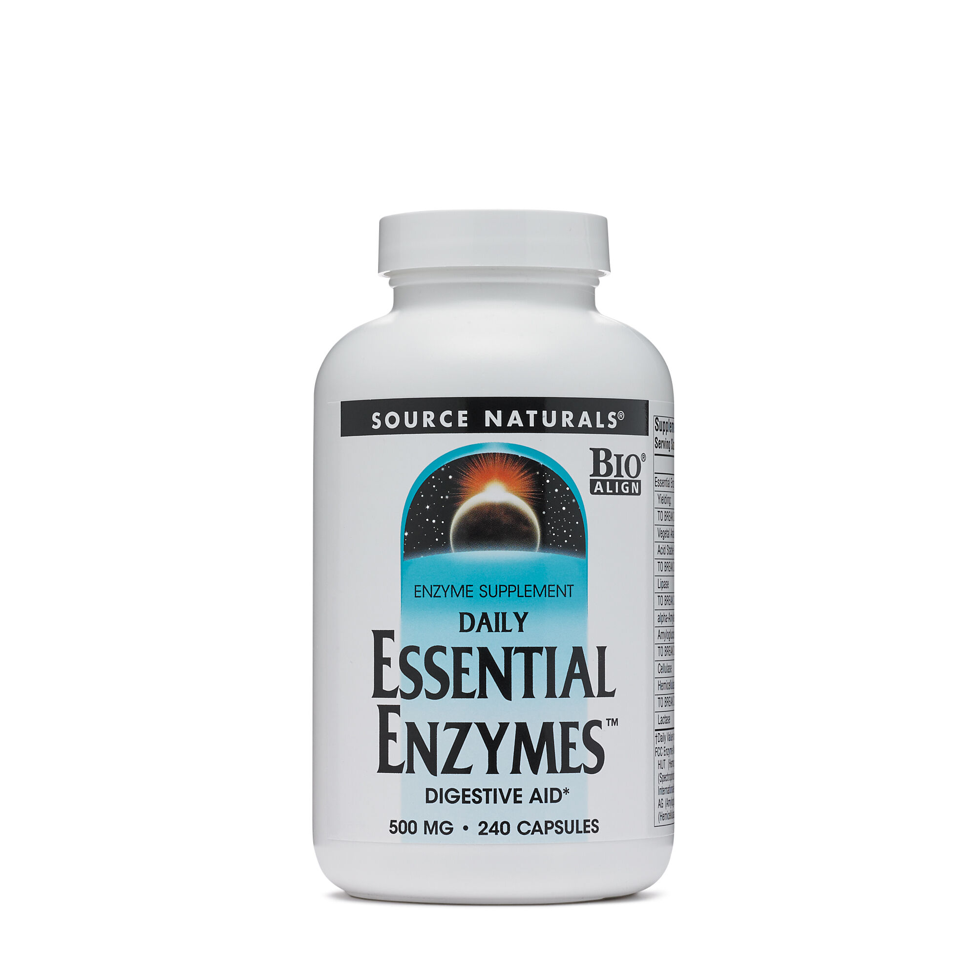 Source Naturals® Daily Essential Enzymes ™
