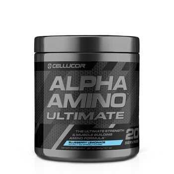 Alpha Amino™ Ultimate - Blueberry LemonadeBlueberry Lemonade | GNC