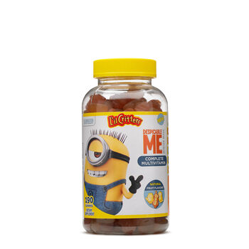 Despicable Me Complete Multivitamin - Strawberry-Banana & Orange | GNC