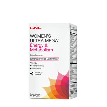 Women's Ultra Mega® Energy & Metabolism | GNC