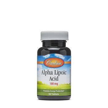 Alpha Lipoic Acid 100 mg | GNC