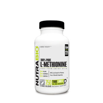Amino Therapy™ 100% Pure L-Methionine | GNC