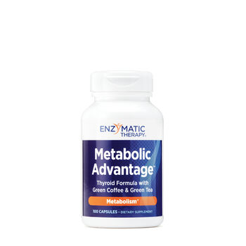 Enzymatic Therapy™ Metabolic Advantage™