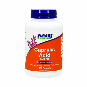 Caprylic Acid | GNC