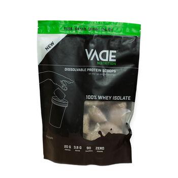 Dissolvable Protein Scoops™ 100% Whey Isolate - ChocolateChocolate | GNC
