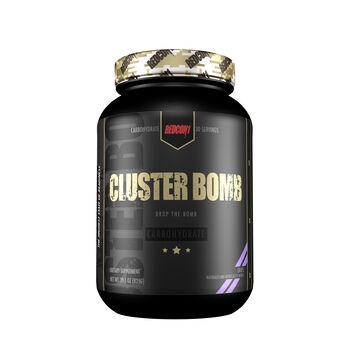 CLUSTER BOMB Carbohydrate - GrapeGrape | GNC