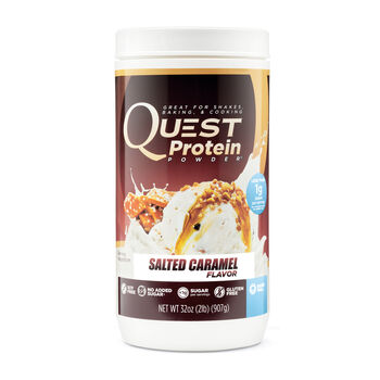 Powder - Salted Caramel FlavorSalted Caramel | GNC