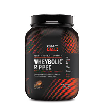 Wheybolic™ Ripped - Chocolate Peanut ButterChocolate Peanut Butter | GNC