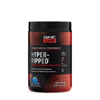 Hyper-Ripped - Blue FrostberryBlue Frostberry | GNC