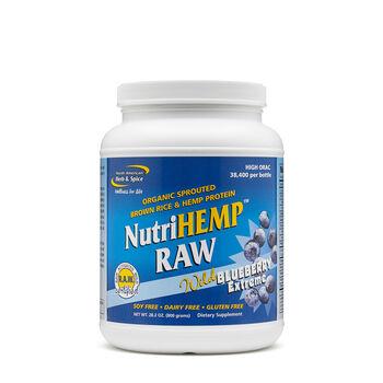 NutriHEMP ™ Raw Wild Blueberry Extreme | GNC