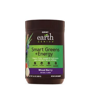 Smart Green + Energy - Mixed Berry | GNC