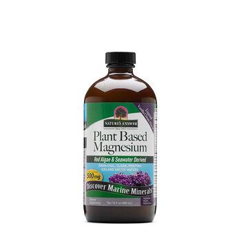 Plant Based Magnesium 500mg | GNC