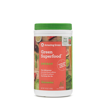 Green Superfood Energy - Watermelon | GNC