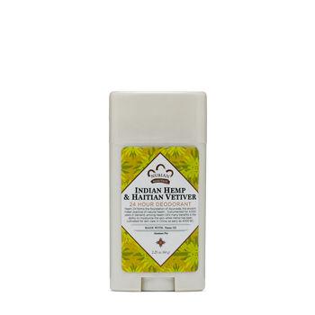 Indian Hemp & Haitian Vetiver 24 Hour Deodorant   GNC