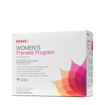 Prenatal Program | GNC