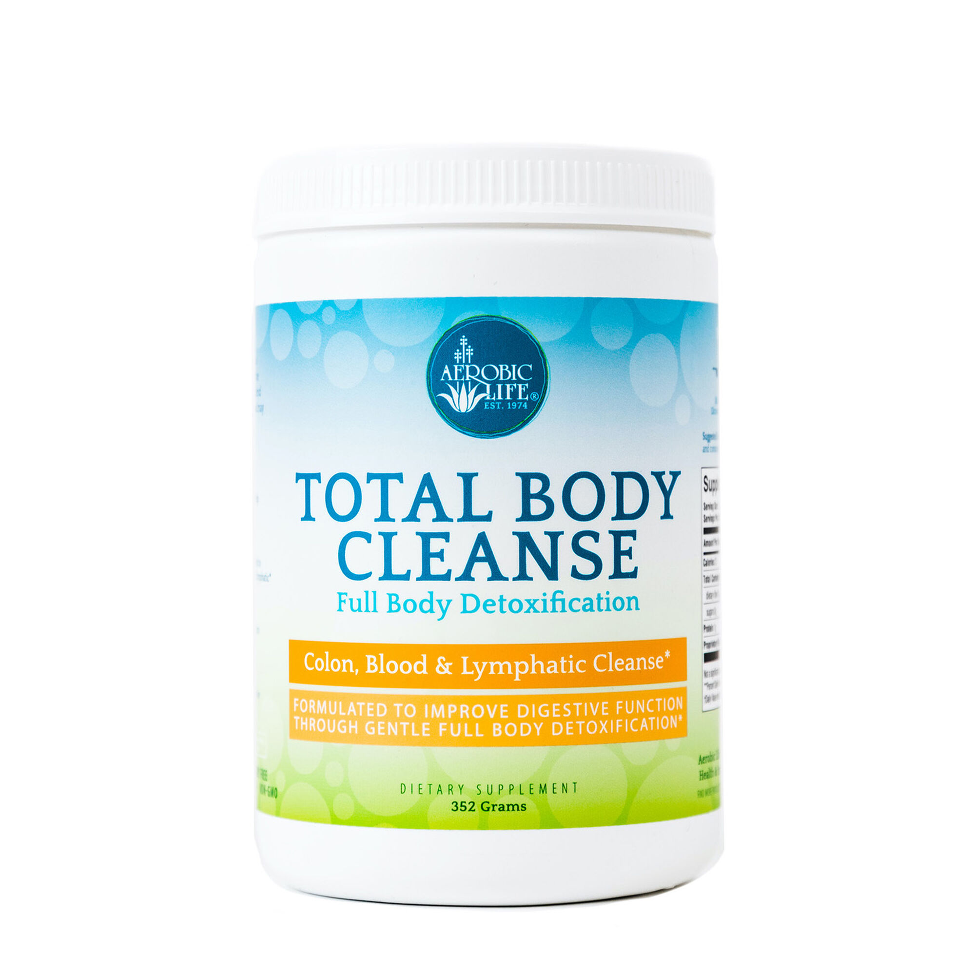 total body cleanse aerobic life