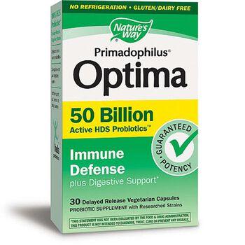 Primadophilus® Optima  - Immune Defense 50 Billion | GNC