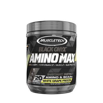 Amino Max Black Onyx® - White Grape FreezieWhite Grape Freezie | GNC