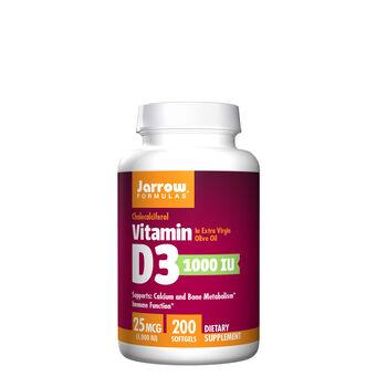 Vitamin D3 1000 IU | GNC