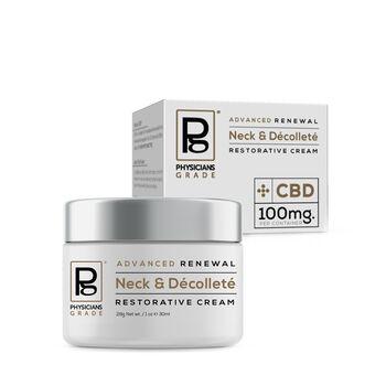 Advanced Renewal Neck and Décolleté Restorative Cream | GNC