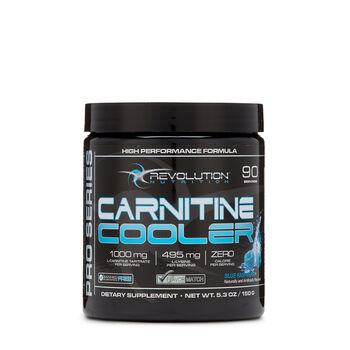 Carnitine Cooler - Blue RaspberryBlue Raspberry | GNC