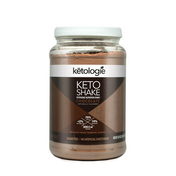 Keto Shake - ChocolateChocolate | GNC