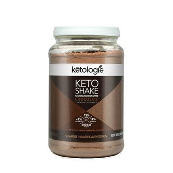 Ketologie Keto Shake Chocolate Gnc
