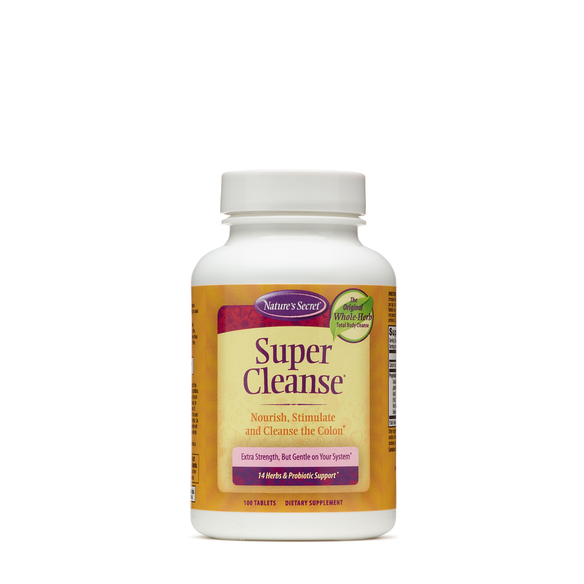 Nature's Secret® Super Cleanse™