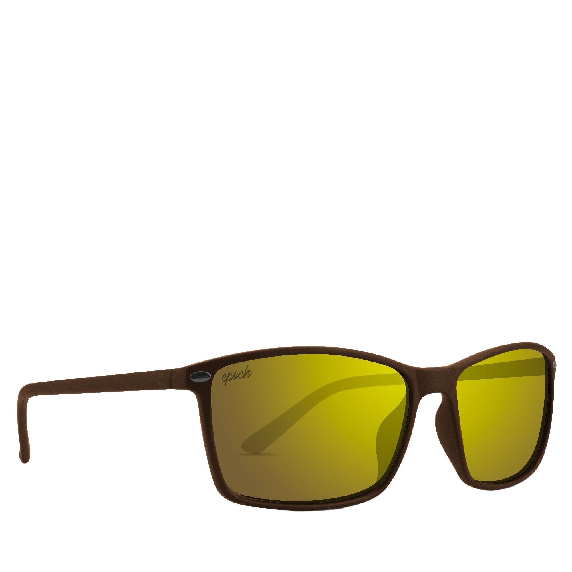 New Epoch Eyewear 11 Polycarbonate White Framed Sunglasses