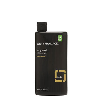 Body Wash and Shower Gel - SandalwoodSandalwood | GNC